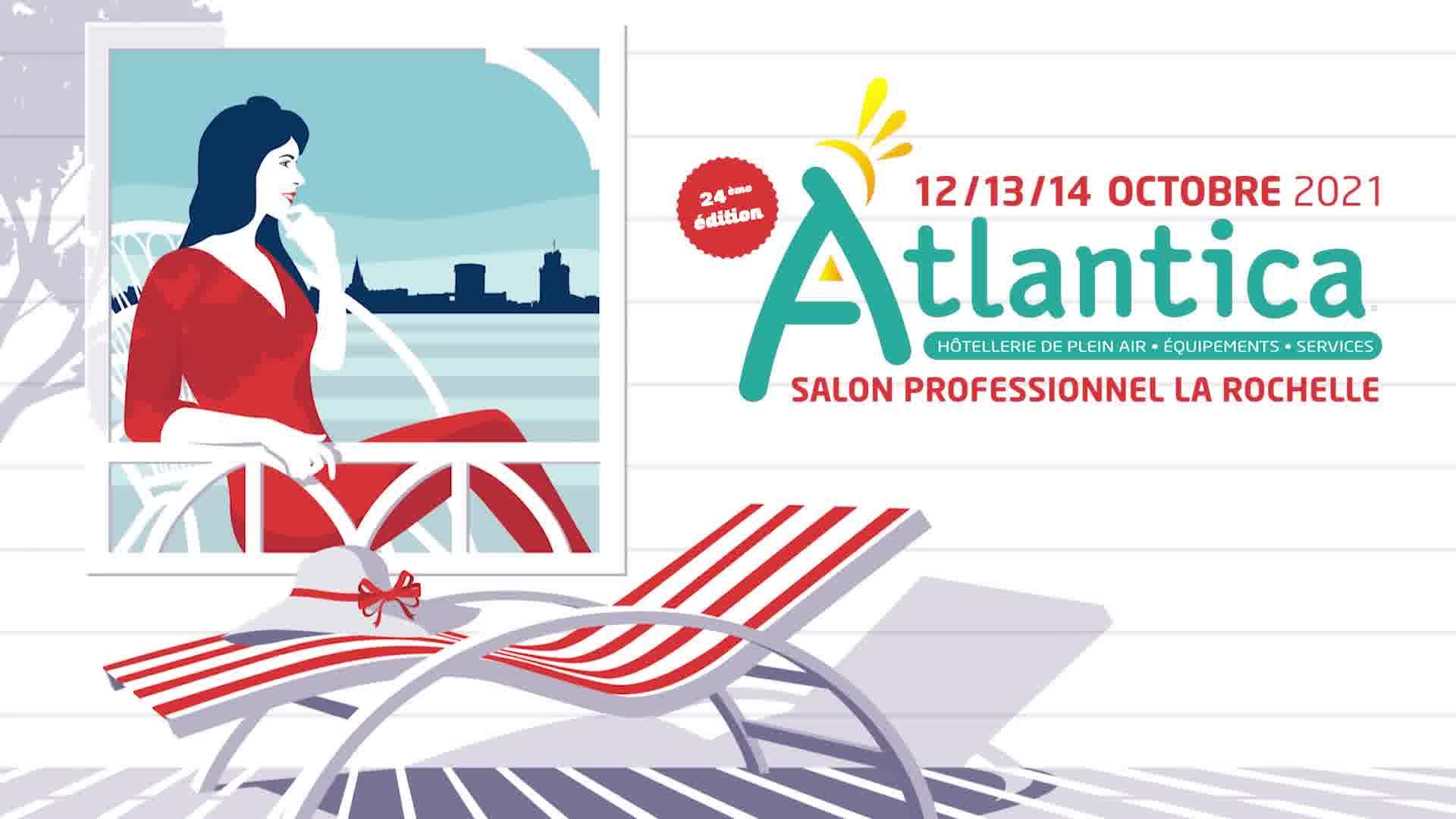 Salon ATLANTICA 2021 - La Rochelle