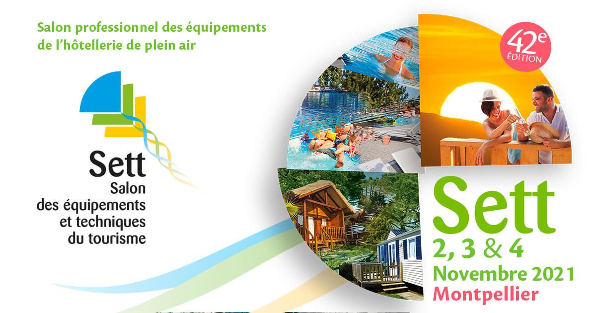Salon LE SETT 2021 - Montpellier
