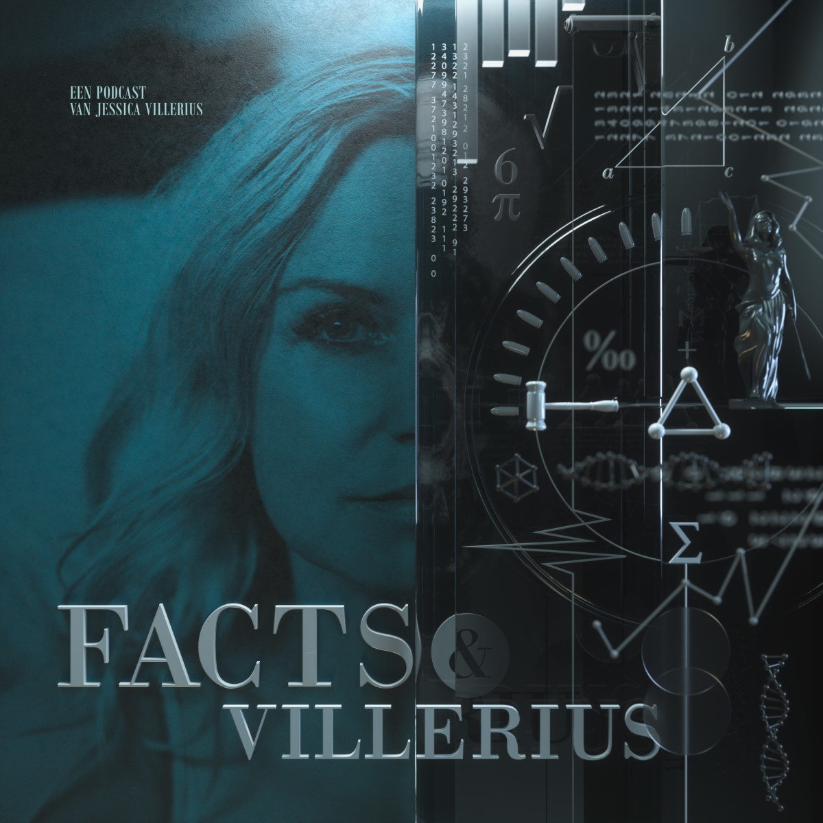 Podcast - Facts & Villerius Aflevering 5: Patricia (DIS is Patricia)