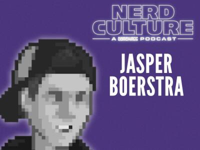 Nerd Culture: Jasper Boerstra over zijn Pixel Art voor Minecraft