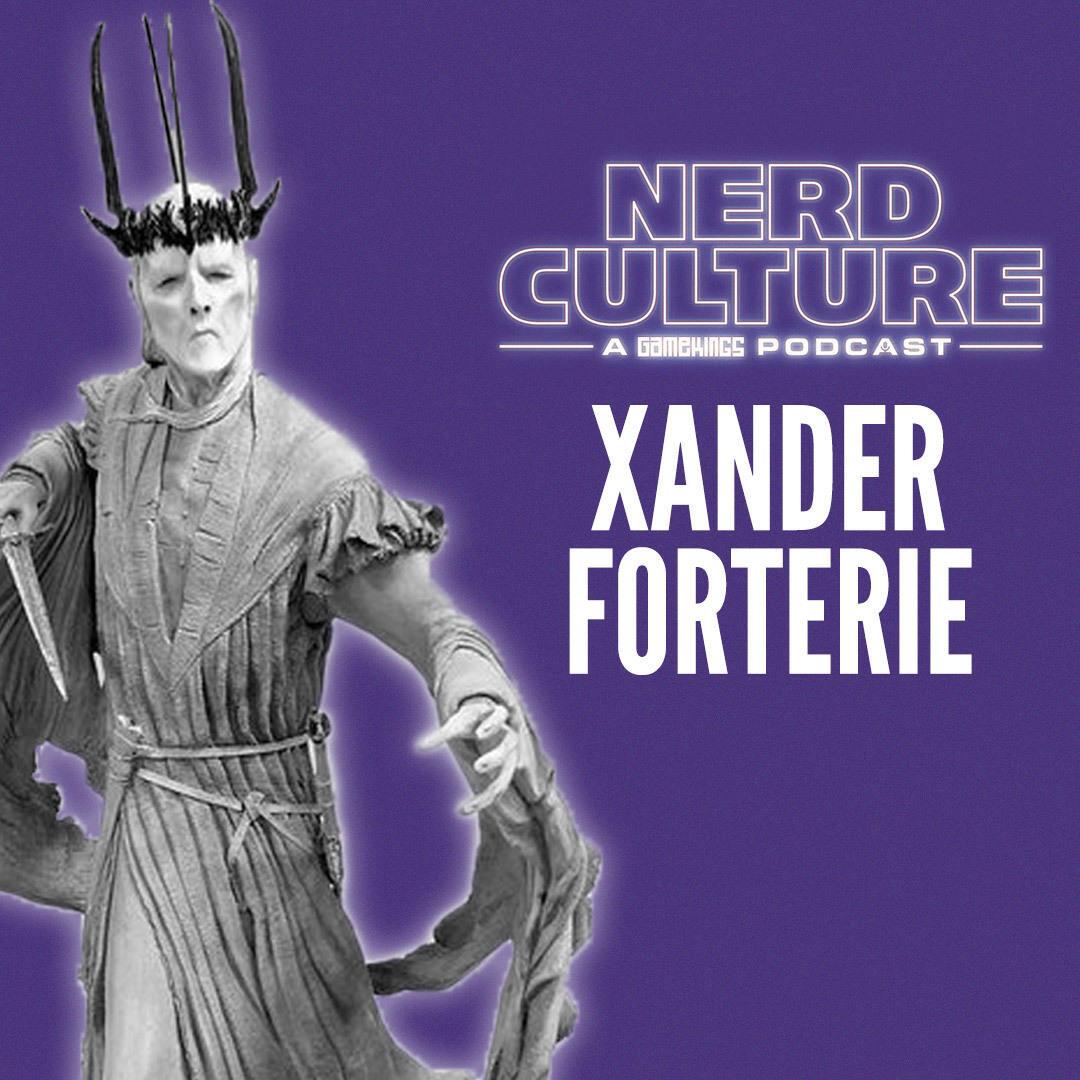 Nerd Culture: met Special FX eindbaas Xander Forterie