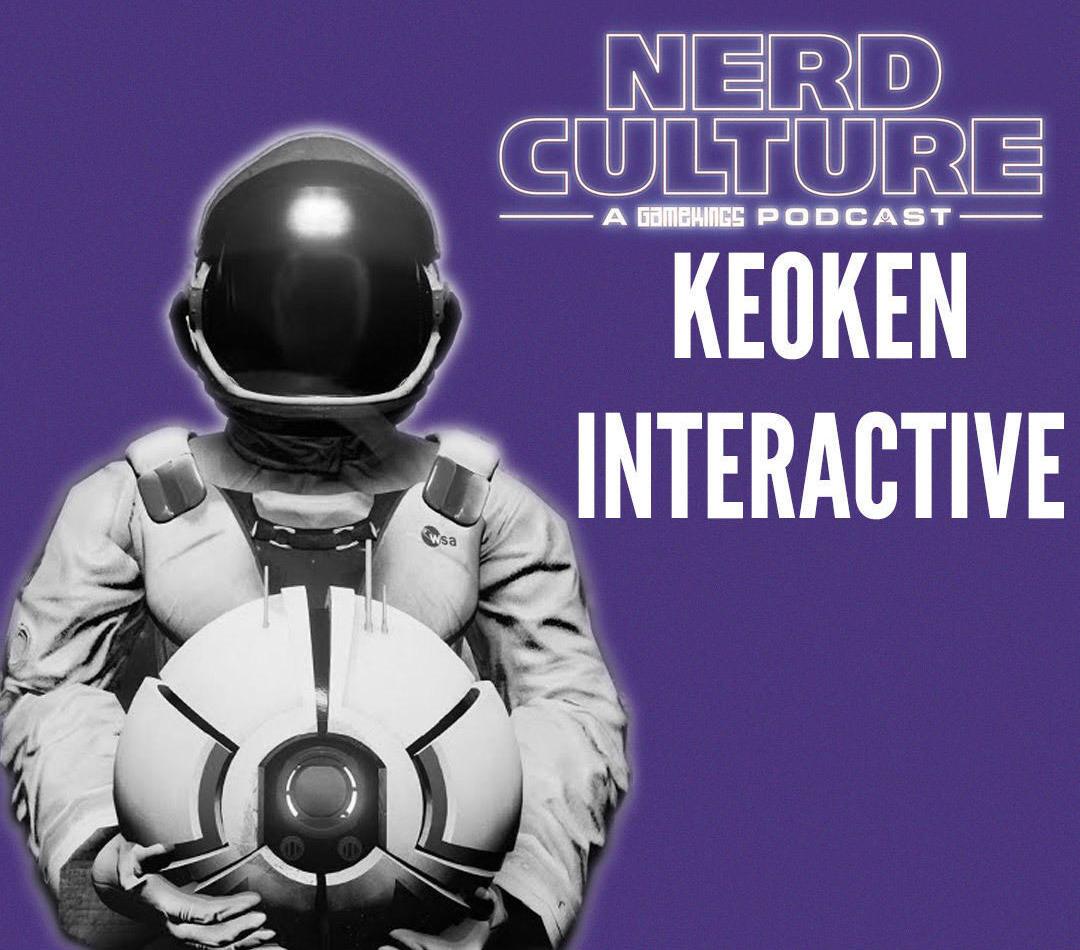 Nerd Culture: KeokeN Interactive over Deliver us the Moon