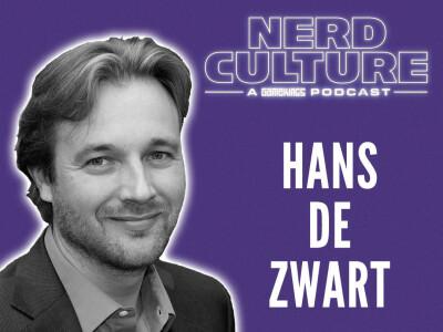 Nerd Culture: Hans de Zwart van Bits of Freedom