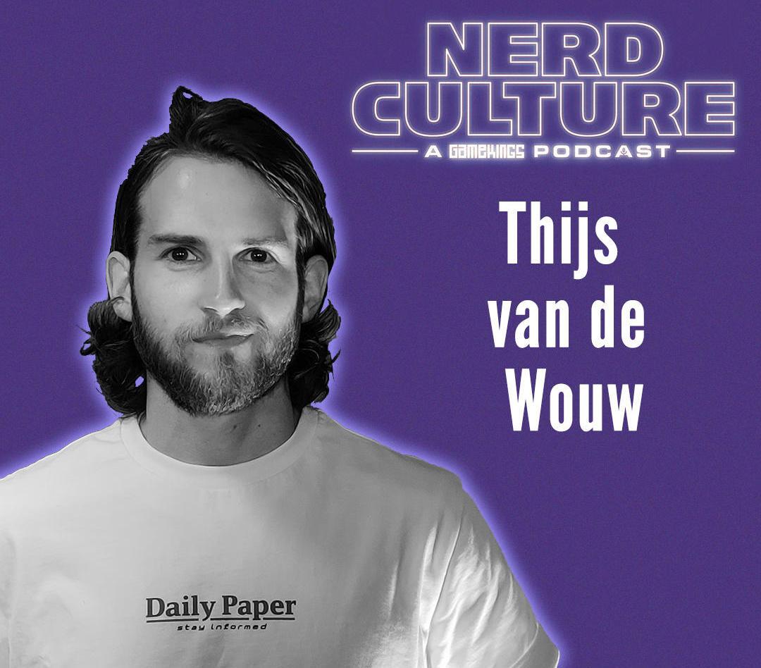 Nerd Culture: Thijs van de Wouw over marketing van videogames