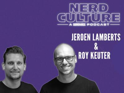 Nerd Culture: Jeroen Lamberts en Roy Keuter over onderwijs, leren en lootboxes