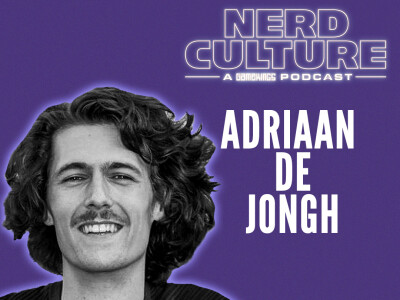 Nerd Culture: De business van gamedesign met Adriaan de Jongh