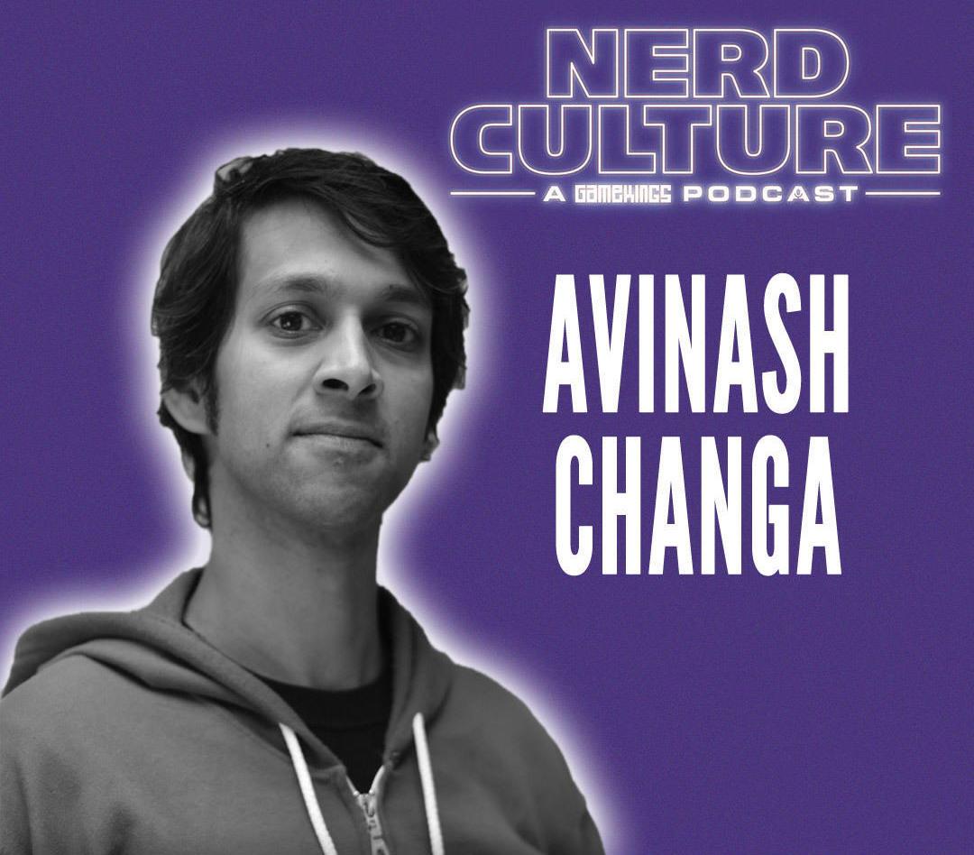 Nerd Culture: met Avinash Changa van WeMakeVR, Rogier Postma & Boris van de Ven