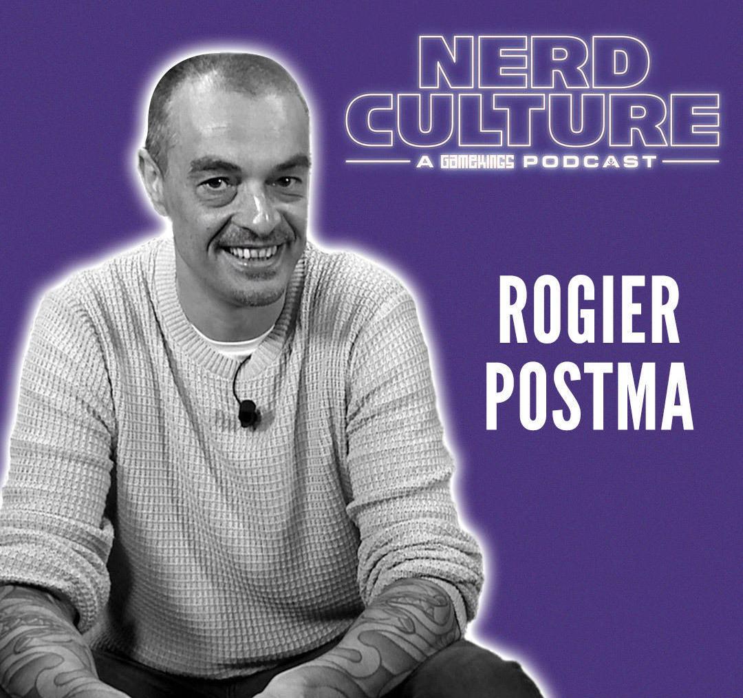 Nerd Culture: Rogier Postma aka de roestige specht