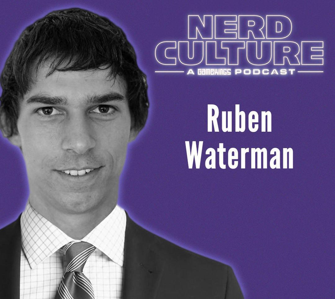 Nerd Culture: Ruben Waterman van Bittr