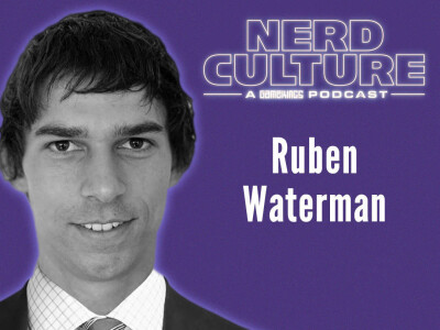 Nerd Culture: Ruben Waterman van Bittr