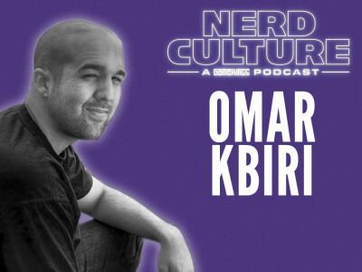 Nerd Culture: met media-ondernemer Omar Kbiri