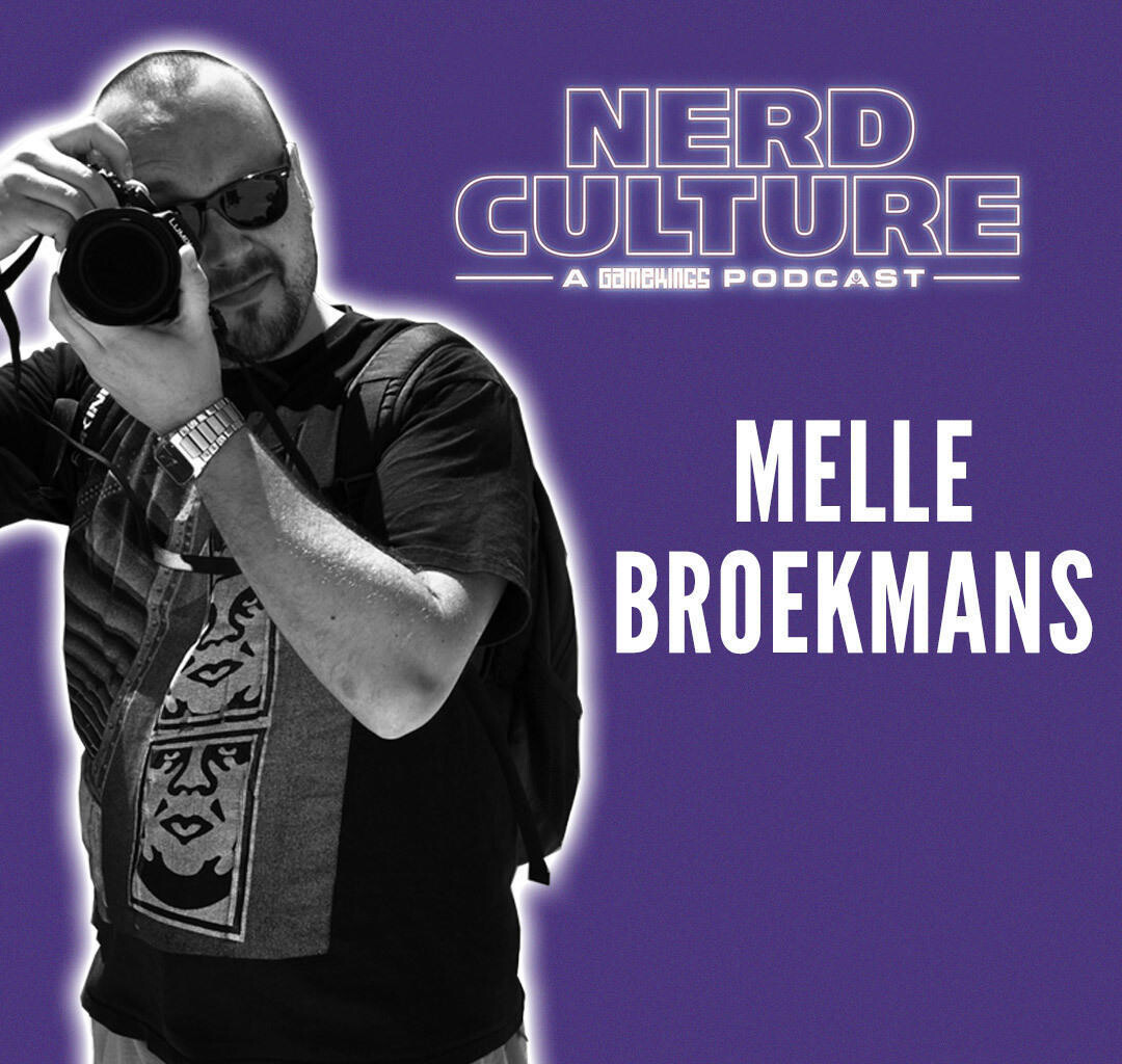 Nerd Culture: Melle, JJ en Boris over Netflix, series, films en docu's