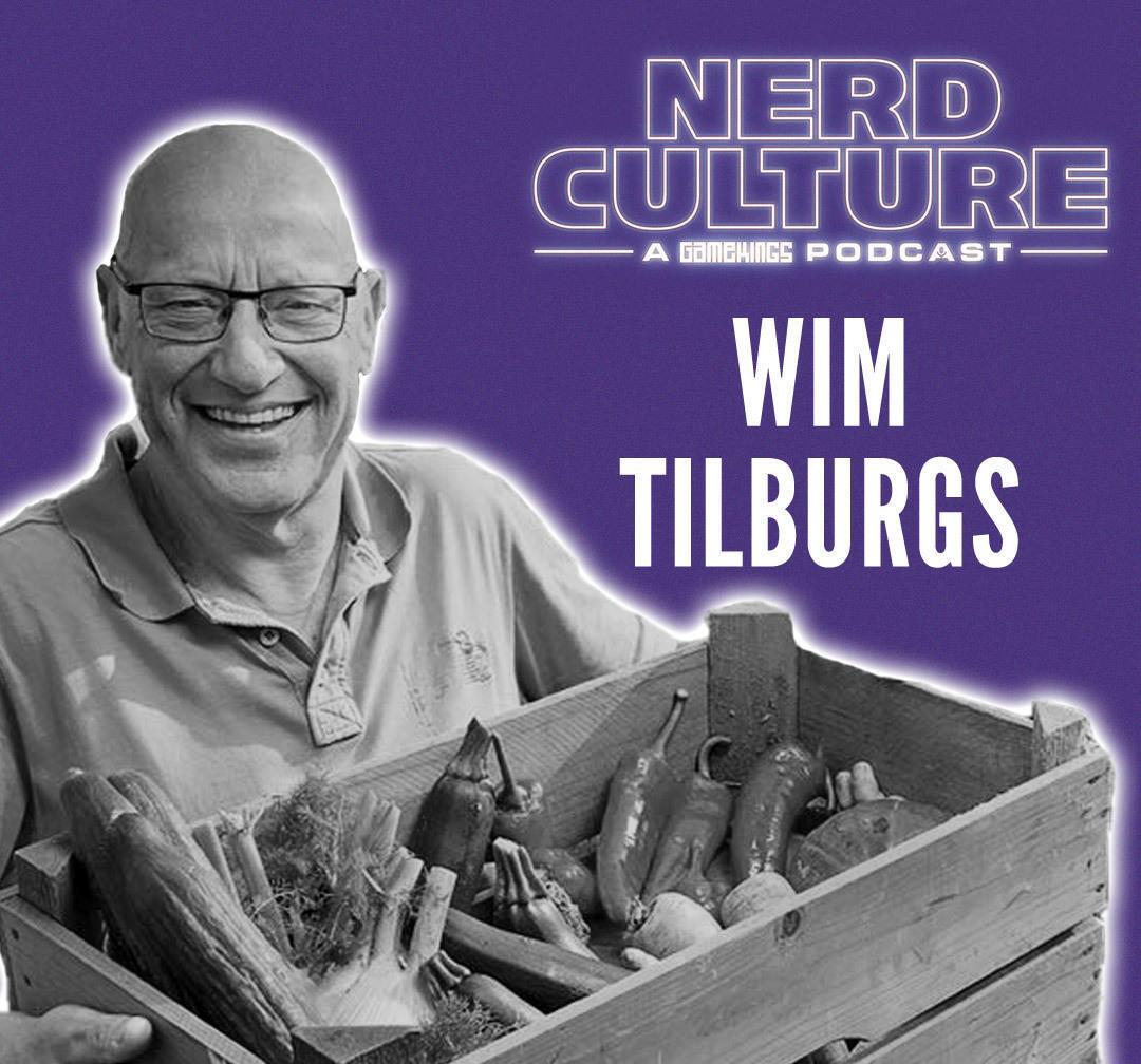 Nerd Culture: Wim Tilburgs over Gezondheid en Biohacking