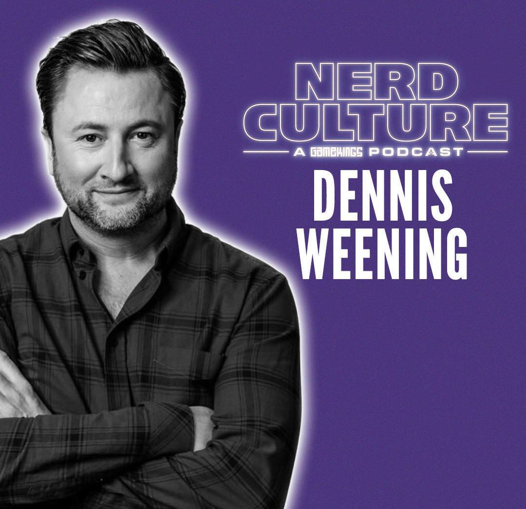 Nerd Culture: met Dennis Weening
