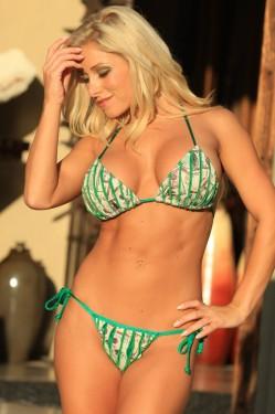 Lucky Lotto Money Bikini