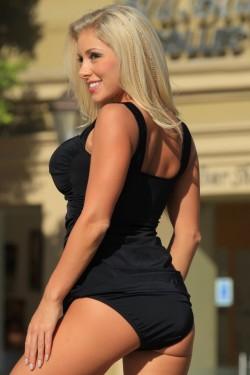 Classic Marilyn Tankini Bottom