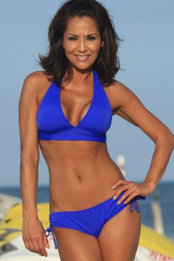 Beach Blue Slider Bikini