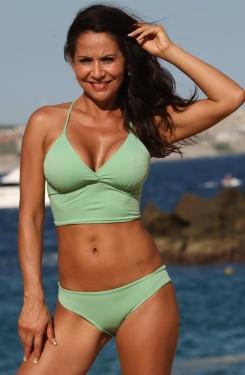 Malibu Pistachio Bikini