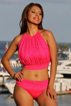 Mademoiselle Rich and Famous Swimsuit