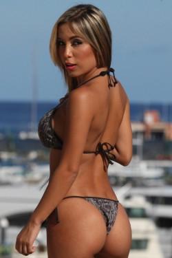 Cobra Tonga Tie Bikini