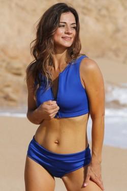 Royal Scuba Zip Sport Bikini