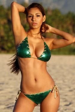 Luck of the Irish Bikini