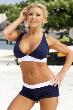 Marina Bay Slimsuit Sport Bikini