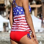American Vintage Tankini Plus Bottom