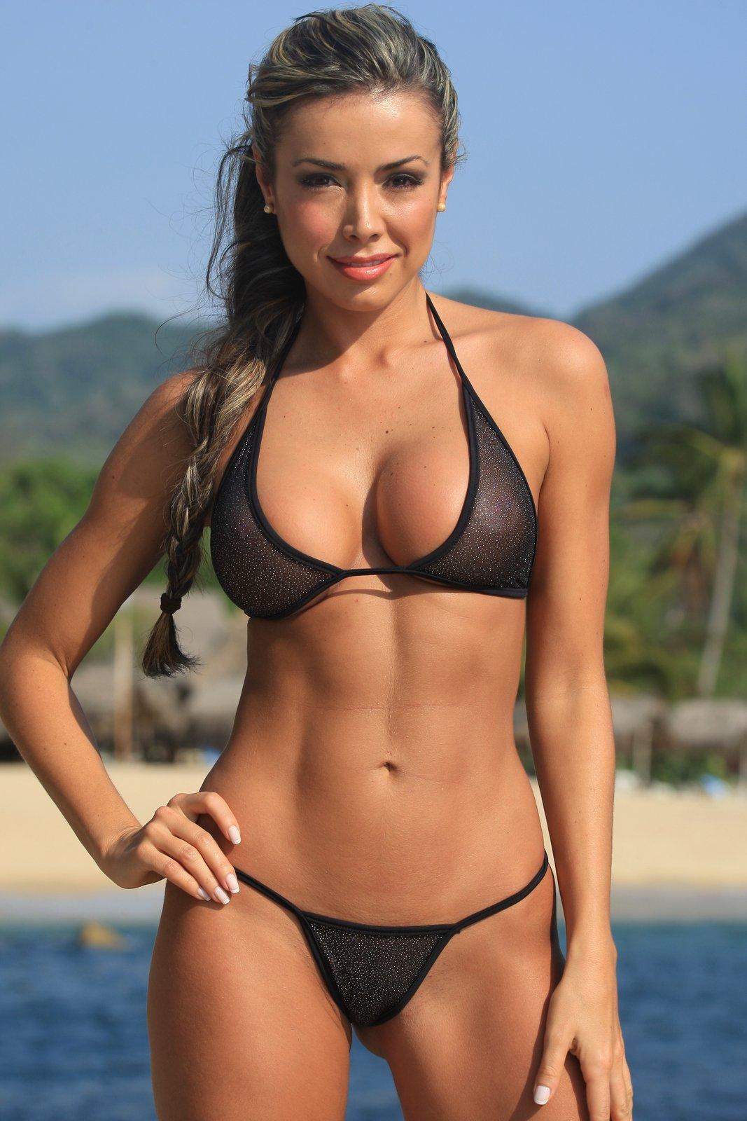 Sparkle Teeny G-String Bikini