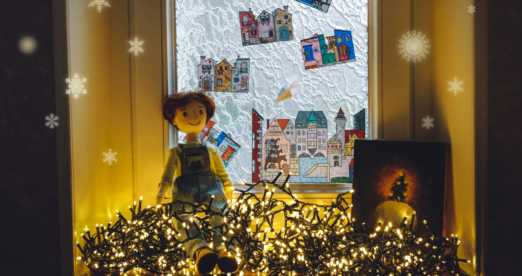 3. Вилли спасает Деда Мороза