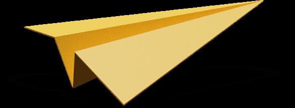 Golden paper plan