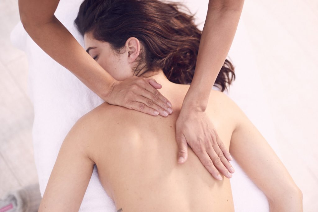 Urban Massage full body massage