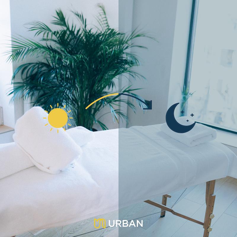 book london Urban massage nails 7am