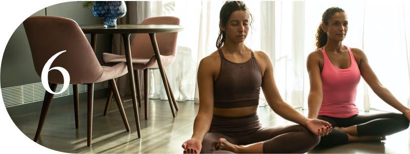Benefits yoga lockdown