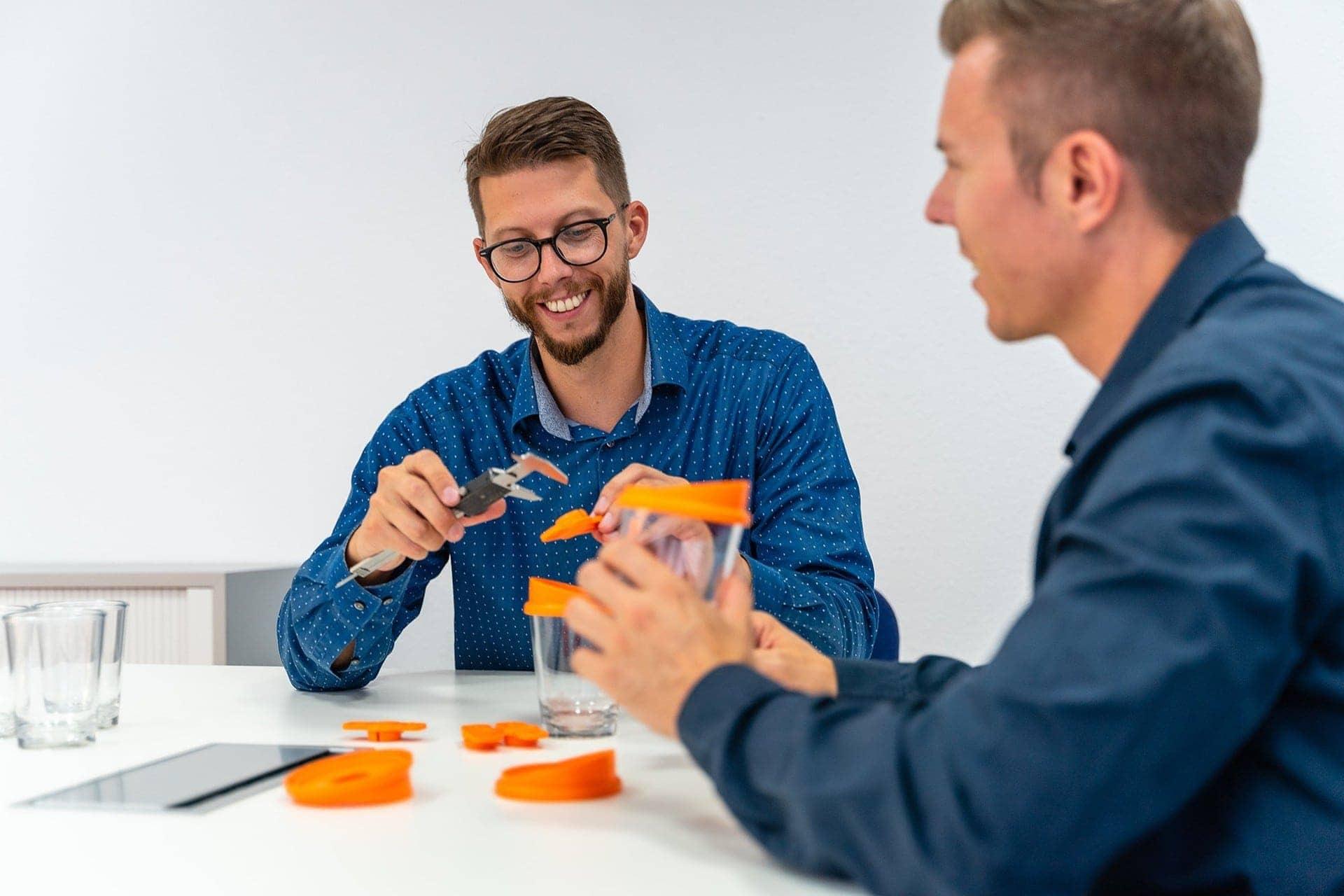 prototypen Spritzguss und rapid tooling