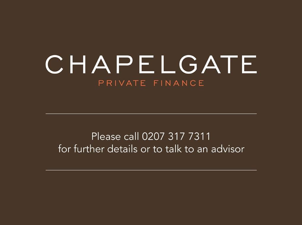 Chapelgate Associates Ltd