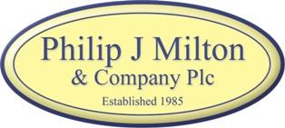 Philip J Milton & Company Plc