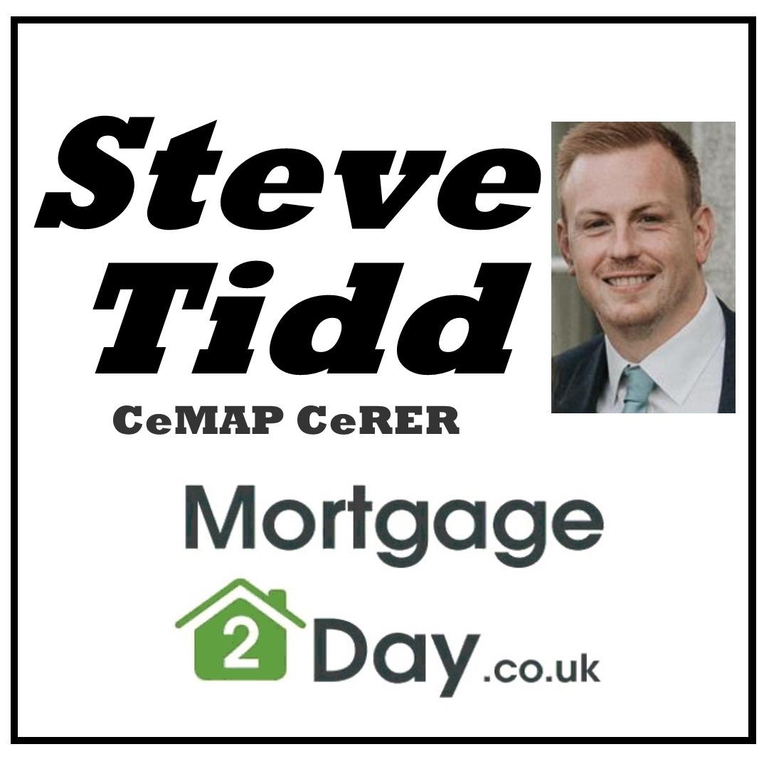 Steve Tidd CeMAP CeRER - Mortgage2day.co.uk