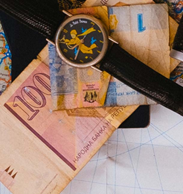 Accounting in foreign currencies