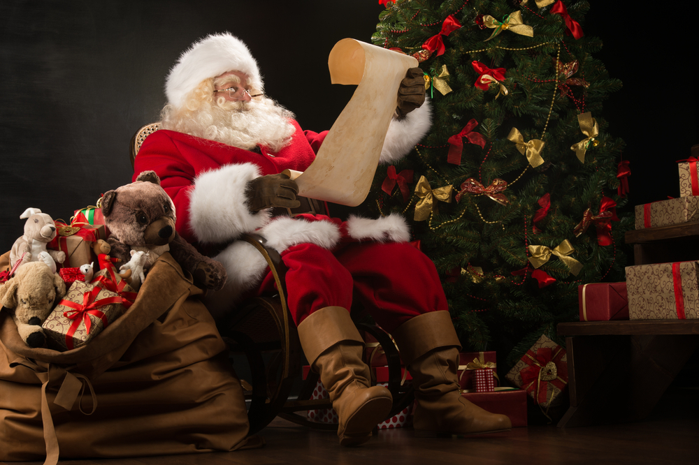 Dear Santa, For my retirement I'd like…