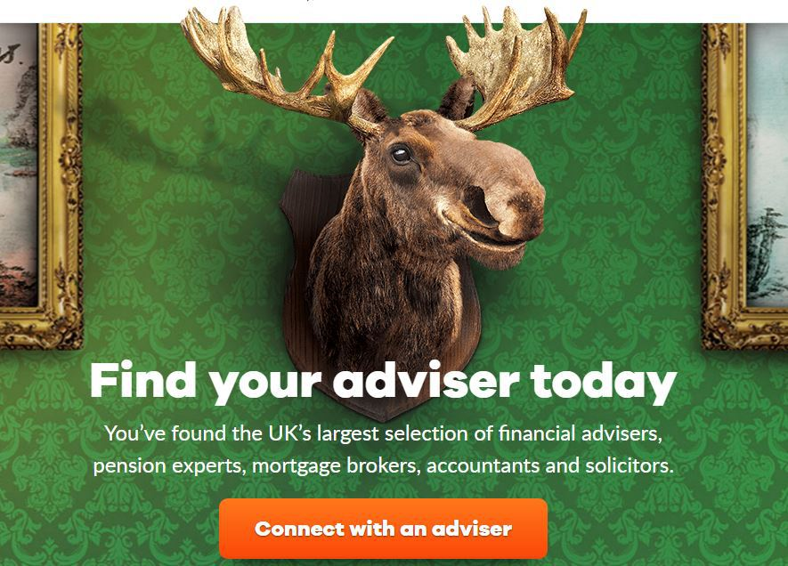 Using our Connect tool to find your ideal adviser