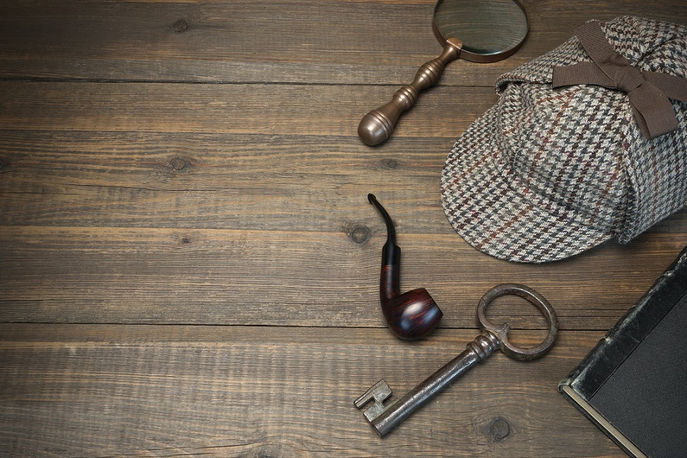Tips on tax deductible expenses - from Sherlock!