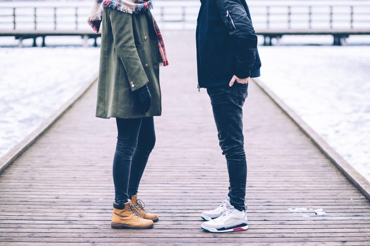 Four very different divorces