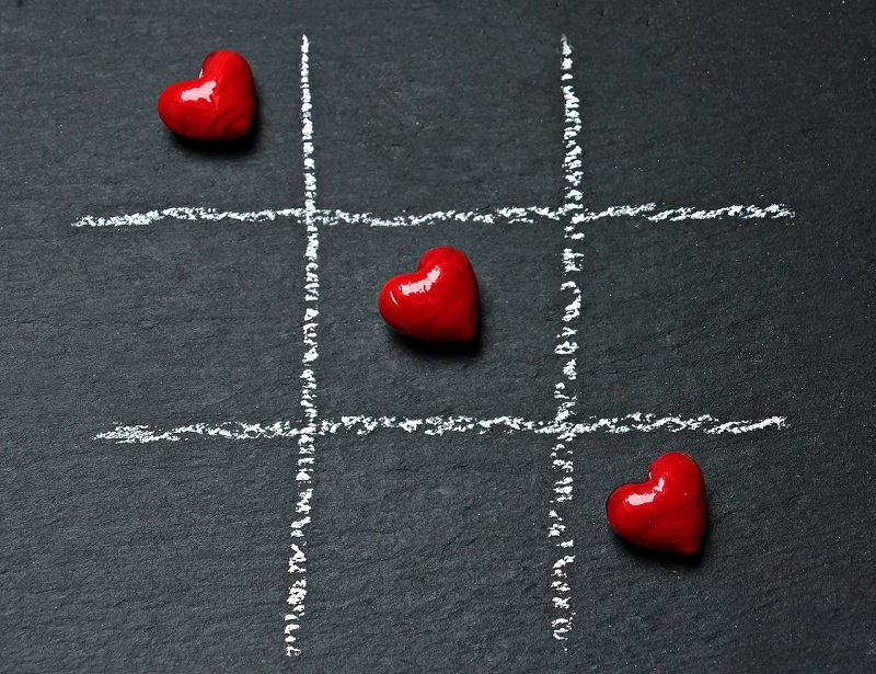 How financial advice can make you lucky in love