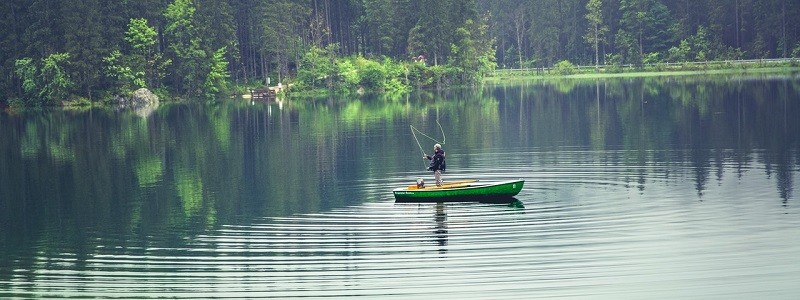 What fishing can teach you about the value of financial advice