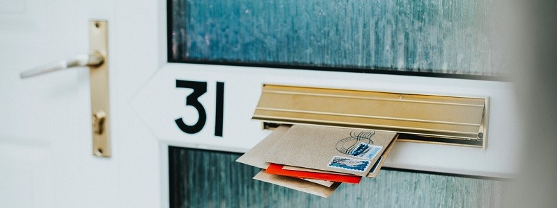 Property fraudsters may intercept mail