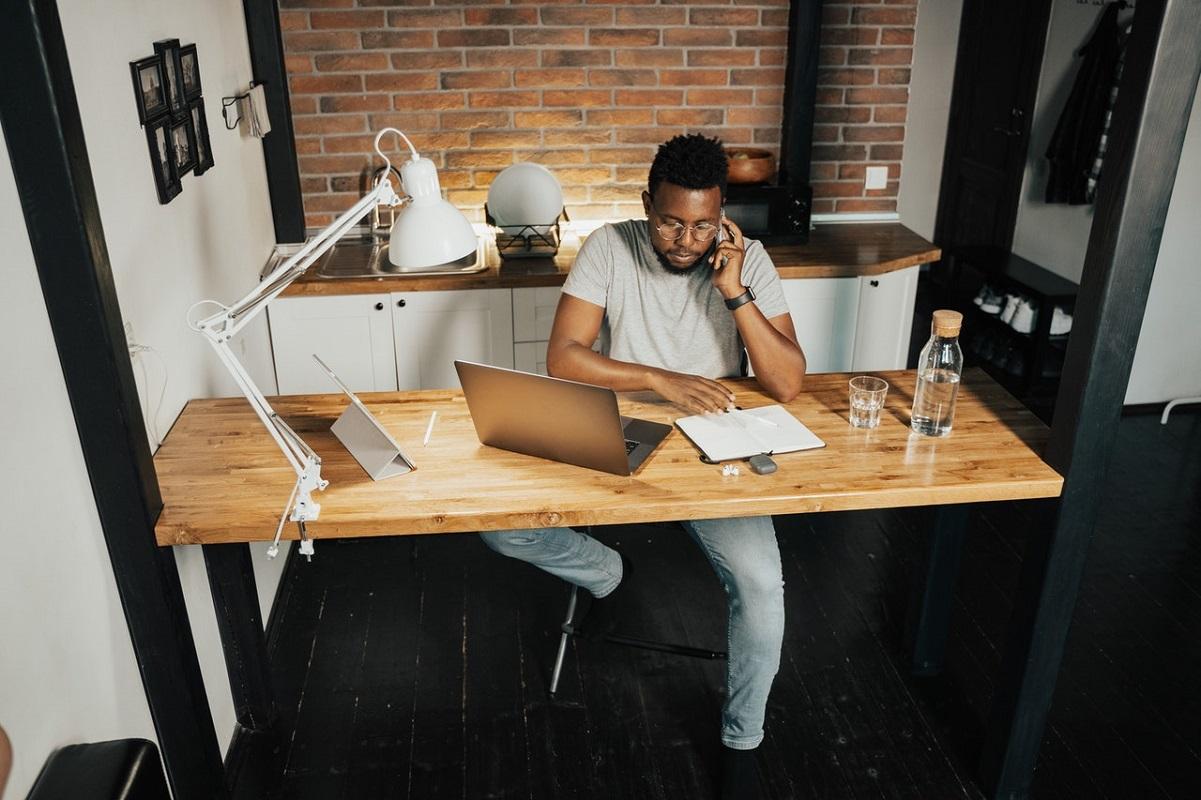 How lockdown upset the work-life balance