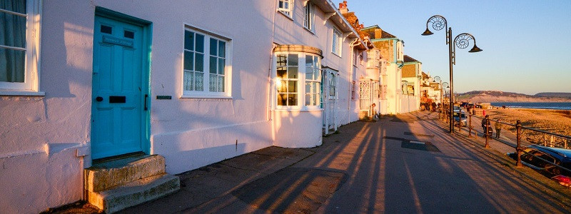 England property market reopens