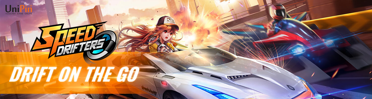 UniPin - Speed Drifters - Latest Garena Game Has Launched!