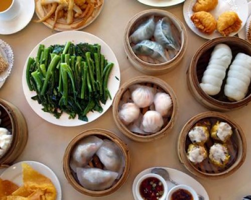 Black Rock Catering Yumcha